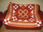 První deka - podle Kimberly Einmo - Irena Brůžková