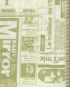 V1367 - Noviny zelené